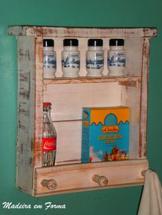 gavetas recicladas para sala - Pesquisa Google