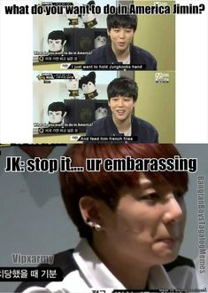 Kookie will u ever love him back XD | allkpop Meme Center