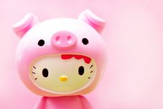 Imagen de hello kitty, cute, and pink