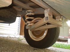 Off road trailer Suspension Tech - : and Off-Road Forum