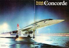 British Airways Concorde - Retronaut