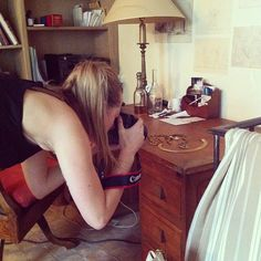 Shooting Delphine Delafon par Laetitia Prieur #cheekmagazine #cheek #comingsoon