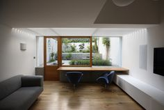 Extension and alterations to a private house, Londra, 2010 - Tamir Addadi Architecture