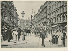 Vienna Graben 1900