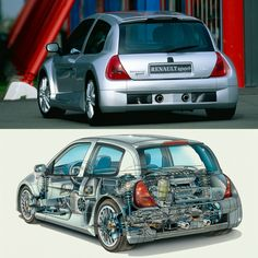 Clio Williams, Clio Sport, Motors, Cool Cars, Race Cars, Racing, French, Google Search, Vehicles