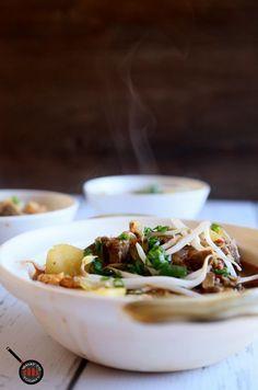 korean gamjatang (pork bone soup) | What To Cook Today