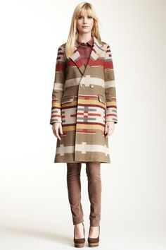 The Portland Collection by Pendleton  Bishop Coat