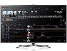 #EPG Trova TV UI