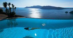 Santorini, Grecja: Perivolas Hotel