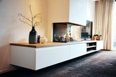 Living Tv, Living Room, Log Burning Fires, Cabinet, Fireplaces, Storage, Modern, House, Furniture
