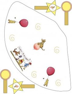 Pooh Classic Party Hat, Winnie The Pooh, Party Hats - Free Printable Ideas from Family Shoppingbag.com