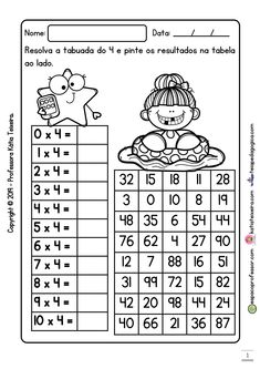 Math Multiplication, Classroom Activities, Amazing Quotes, Grade 1, Teaching, Poetry Activities, Teaching Multiplication, Secondary School, 6 Times Table