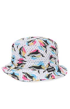 0651b5c1930 PacSun presents the Chuck Cabo Bucket Hat. This colorful cap comes with a  multi color