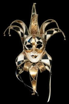 Jolly  amp  Joker Venetian Masks Online For Sale - Original Venice Shop  Venetian Masquerade 53dc09668de3