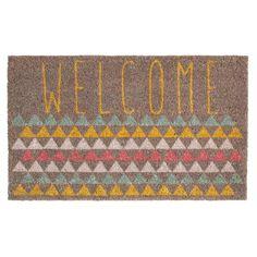 Fußabtreter Welcome 45 x 75 cm CELINE