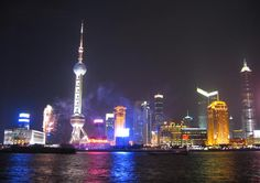 Shanghai on the Bound by Night #GucciViaggio