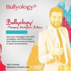 This anti-bullying course will leave managers with more confidence in dealing with the scourge of bullying and help them appreciate the essential role they play in its prevention. Download the course overview to learn more! #bullyology #thebullyologist #endbullying Workplace Bullying, Anti Bullying, Healthy Relationships, Appreciation, Management, Learning, School, Studying, Teaching