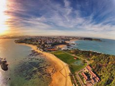 Vista aérea de nuestro Club.