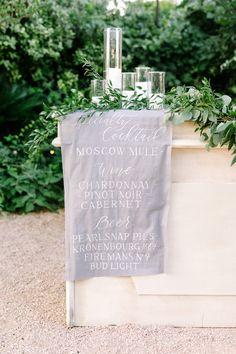 How To Choose A Tasty Wedding Menu – Wedding Candles Ideas Wedding Signage, Wedding Menu, Our Wedding, Wedding Planning, Wedding Foods, Wedding Catering, Menu Signage, Wedding Banners, Garden Wedding