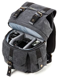 Lens Canvas #Backpack                                                                                                                                                      More