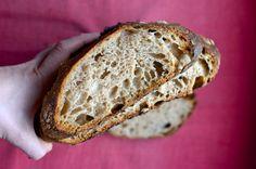 Chicagský kváskový chléb