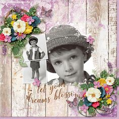 Let Your Dreams Blossom by Studio Basic Designs WendyP Designs  http://www.sweetshoppedesigns.com/sweetshoppe/product.php?productid=36339&cat=891&page=2  A Little Bit Arty #8 by Heartstrings Scrap Art  DSS: https://www.digitalscrapbookingstudio.com/digital-art/templates/a-little-bit-arty-8/  PBP: https://www.pickleberrypop.com/shop/product.php?productid=49731&page=1