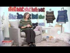 Realizzare uno scialle a maglia/1 Presenta Emma Fassio - YouTube Crochet Mandala, Knit Crochet, Crochet Hats, Knitted Shawls, Loom Knitting, Qvc, Bean Bag Chair, Kids Rugs, Video