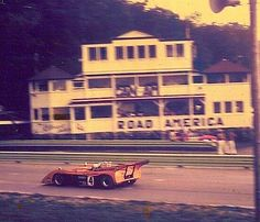 Peter Revson, McLaren 1972 Road America Can-Am