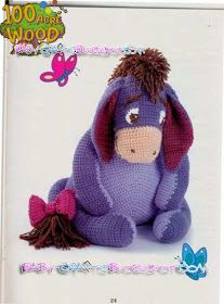 Baby Craft Eeyore