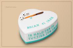 Hart taart - 't Bakfabriekje