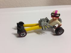 Hot Wheels Redline Hot Rodney