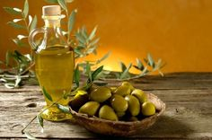 8 Things to Know About Olive Oil - Italy produces 25% of the world's olive oil.