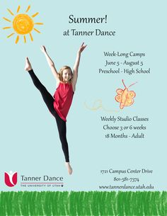 Summer camps and classes start June 5