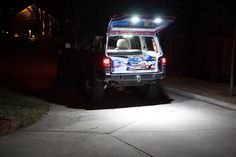 Better Illumination -- with LEDs - NAXJA Forums -::- North American XJ Association
