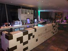 #modular #everblock #create #build #everblocksystems #buildingblocks #design #DIY #event #specialevent #Moet #champagne #bar #party #nightclub