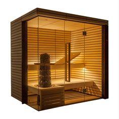 Lindea small Sauna Sauna, Blinds, Curtains, Room, Inspiration, Furniture, Home Decor, Bedroom, Biblical Inspiration
