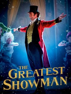 The Greatest Showman, Love Movie, Movie Tv, Movies Showing, Movies And Tv Shows, Showman Movie, Pt Barnum, Bon Film, Classic Movie Posters