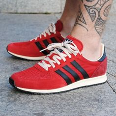 buy popular bdb24 750f2 adidas Originals Adi-Star Racer RedBlack