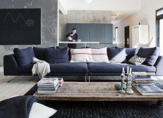b italia charles sofa