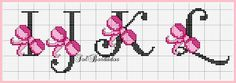 #crossStitch #alphabet