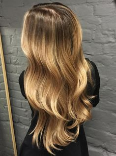 brown+blonde+ombre+hair