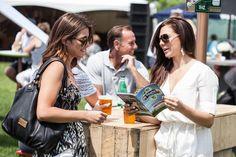 Happy foodies #toronto #tasteoftoronto #pilsner #beer #summer