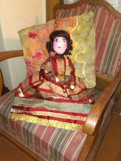 Valentina baby doll