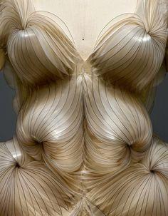 Iris van Herpen, Spring Summer 2012 Haute Couture - Manus x Machina