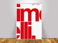 Massimo Vignelli Tribute on Behance