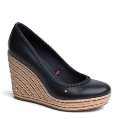 Tommy Hilfiger Pre-Spring 2014 Emery Wedge