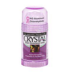 33% OFF!!! Crystal Body Deodorant Sticl-4.25 Stick. #deodorant #sale