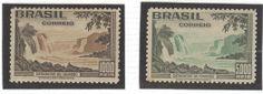 Brasil, selos 1947