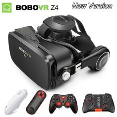 Mini VR Box Virtual Reality goggles for inch smartphones Virtual Reality Goggles, Virtual Reality Headset, Augmented Reality, Vr Headset, 3d Vr Box, 3d Video, Mini, Technology World, Medical Technology