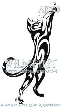 DeviantArt: More Like King Cheetah Tribal by Sunima